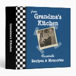 """Cocina azul 1,5"""" de las abuelas receta de encargo"""