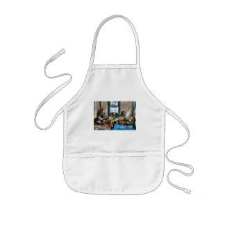 Cocina - cocina pasada de moda delantal infantil