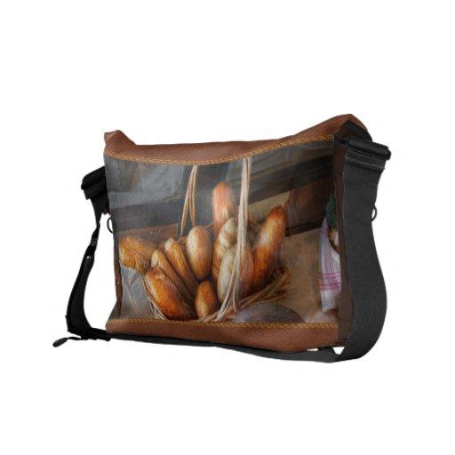 Cocina - comida - pan - pan fresco bolsas de mensajeria