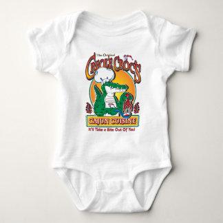 Cocina de Cajun Crocs Ceole Body Para Bebé