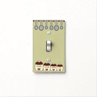 Cocina de encargo cubiertas para interruptor