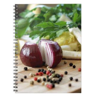 Cocina de la cebolla