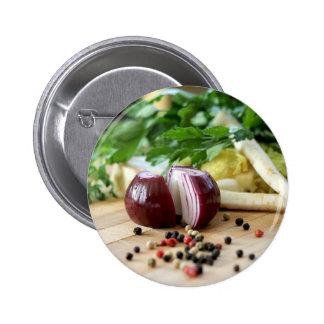 Cocina de la cebolla pins