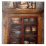 Cocina - el gabinete de enfriamiento azulejos