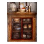 Cocina - el gabinete de enfriamiento postales