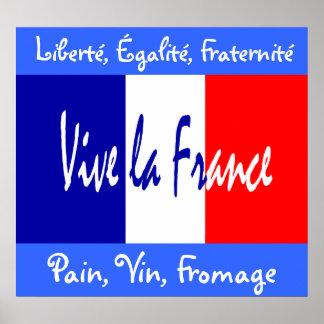 Cocina francesa póster