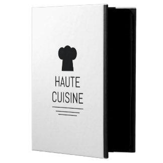 Cocina gastrónoma francesa Foodie de Haute