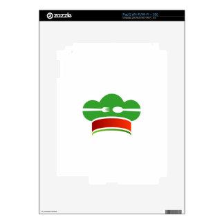 Cocina italiana calcomanía para el iPad 2