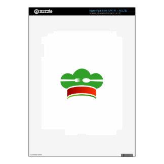 Cocina italiana iPad 3 pegatinas skins