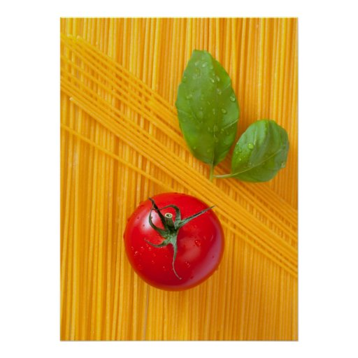 Cocina italiana impresiones