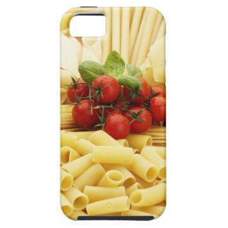 Cocina italiana. Pastas y tomates Funda Para iPhone 5 Tough
