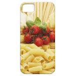 Cocina italiana. Pastas y tomates iPhone 5 Carcasa