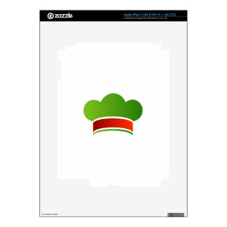 Cocina italiana pegatina skin para iPad 3