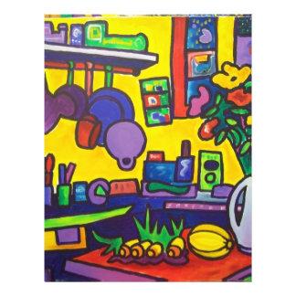 """Cocina mágica folleto 8.5"""" x 11"""""""