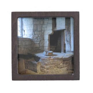 Cocina medieval de Haddon Pasillo Cajas De Recuerdo De Calidad