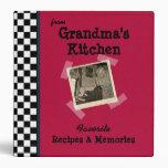 """Cocina roja 1,5"""" de las abuelas receta de encargo"""