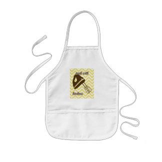cocina toscana - mezclador de la mano en galón delantal