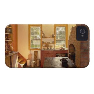 Cocina - una cocina de los 1840's Case-Mate iPhone 4 cobertura