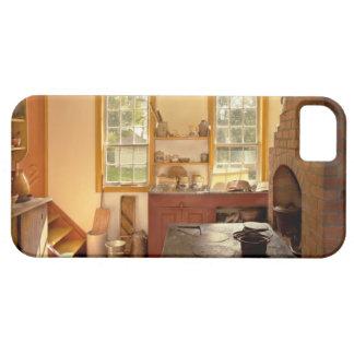 Cocina - una cocina de los 1840's iPhone 5 carcasa
