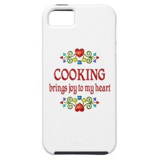 Cocinar alegría iPhone 5 Case-Mate protectores