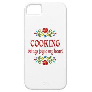 Cocinar alegría iPhone 5 coberturas