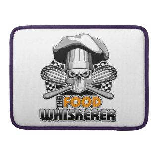 Cocinar humor: Comida Whiskerer 7 Funda Para Macbook Pro
