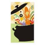 cocinar sabor del pote estalló el negocio de tarjetas de visita