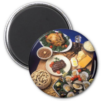 Cocinas culinarias imán para frigorífico