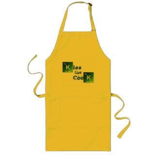 ¡Cocinemos! ¡Diga mi nombre! Delantal Largo