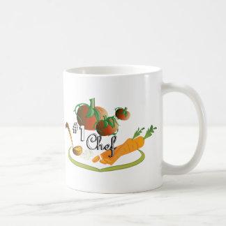 cocinero #1 taza de café
