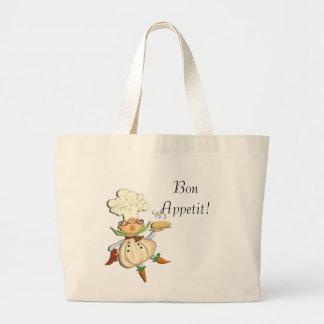 Cocinero caprichoso bolsas