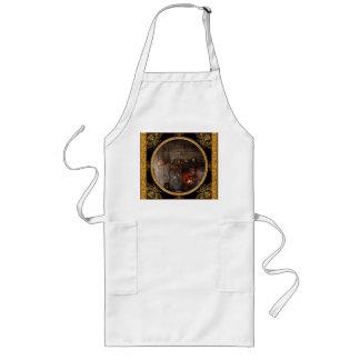 Cocinero - cocina - casero para los días de fiesta delantales