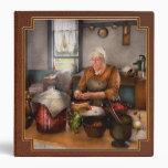 Cocinero - cocina - cerezas de la limpieza
