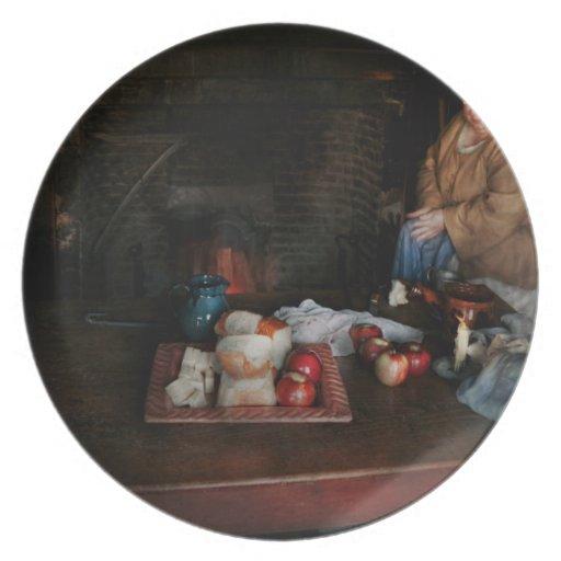 Cocinero - cocina - menú de hoy platos