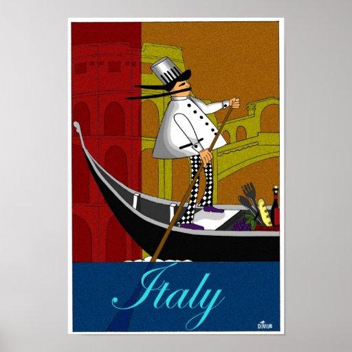 COCINERO DD099 EN ITALIA IMPRESIONES