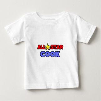 Cocinero de All Star Camisetas