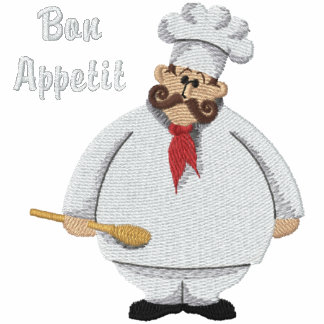 Cocinero de Appetit del Bon - personalizar Chaqueta De Entrenamiento