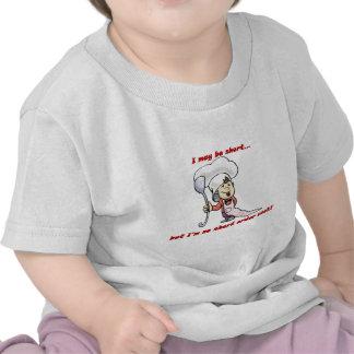 Cocinero de breve plazo camiseta