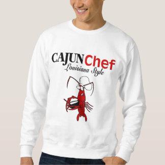 Cocinero de Cajun Sudadera