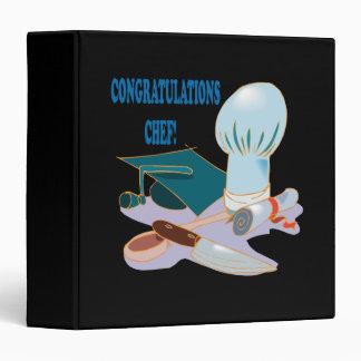 Cocinero de la enhorabuena