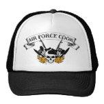 Cocinero de la fuerza aérea gorras