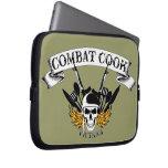 Cocinero del combate - Vietnam Fundas Ordendadores