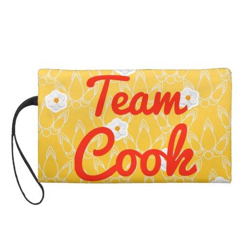 Cocinero del equipo