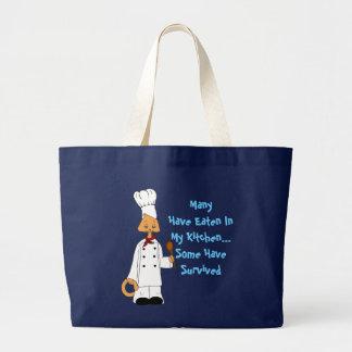 Cocinero del gatito bolsas