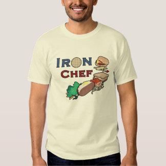 Cocinero del hierro: Frontera negra Poleras