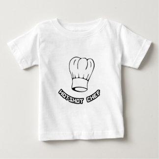 Cocinero del pez gordo camisas