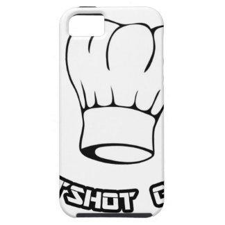 Cocinero del pez gordo iPhone 5 carcasa