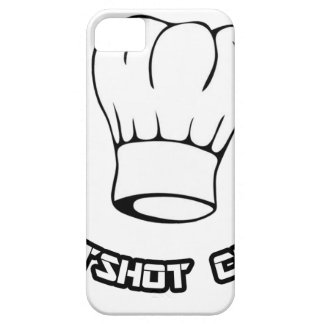 Cocinero del pez gordo iPhone 5 fundas