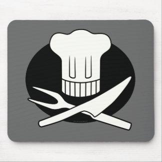 Cocinero del pirata tapete de raton