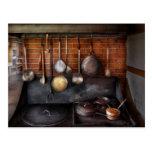 Cocinero - el cocinero gastrónomo postal